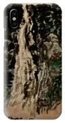 Oriental Falls IPhone Case