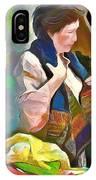Oriental Merchant IPhone Case