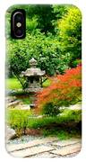 Oriental Scenic IPhone Case