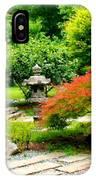 Oriental Scenic IPhone Case