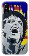 Original Painting Rocky Balboa IPhone Case