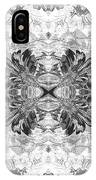 Ornament Flower IPhone Case
