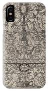 Ornament Panel: Mars, God Of Battles IPhone Case