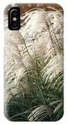 Ornamental Grass IPhone Case