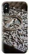 Ornate Wooden Chest IPhone Case