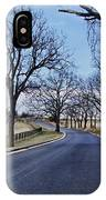 Osage County Road IPhone Case