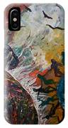 Osho's Vision IPhone Case
