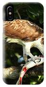 Osprey Dining IPhone Case