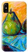 Other Pears IPhone Case