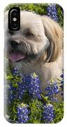 Our Bud In The Bonnets IPhone Case