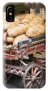 Our Daily Bread IPhone Case
