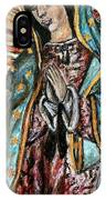Our Lady Of Guadalupe IPhone X Case