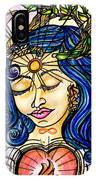 Our Lady Of Self Blessing IPhone Case