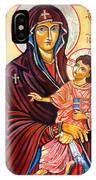 Our Lady Of The Snows  IPhone Case