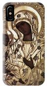 Our Lady Of Yevsemanisk IPhone Case