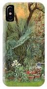Our Little Garden IPhone Case