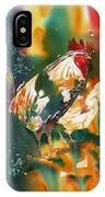 Our Neighbors Roosters IPhone Case