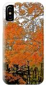 Out Of Season IPhone Case