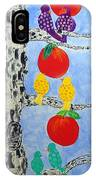 Out On A Limb IPhone Case