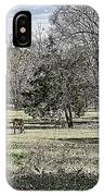 Out To Pasture IPhone Case