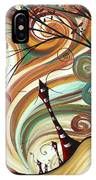 Out West II By Madart IPhone Case