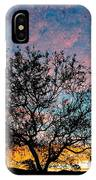 Outback Sunset Pano IPhone Case