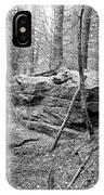 Outcrop, Woods, Dipton Burn IPhone Case