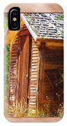 Outhouse 1 IPhone Case