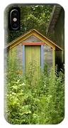 Outhouse IPhone Case