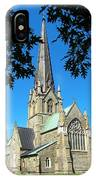 Outside Christ Church Cathedral 2 IPhone Case