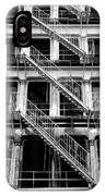 Outside Stairs IPhone Case
