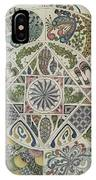 Outside The Mandala IPhone Case