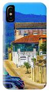 Outskirts Of Valenca IPhone Case