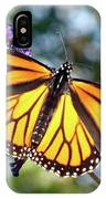Outstretched Monarch IPhone Case