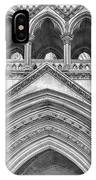 Over The Entrance To The Royal Courts  IPhone Case