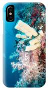 Overgrown Coral IPhone Case