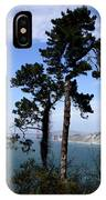 Overlooking The Bay IPhone Case