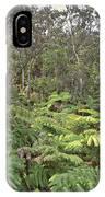 Overlooking The Rainforest IPhone Case