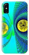 Owl Eyes2 IPhone Case