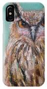 Owl No.5 IPhone Case