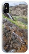 Owyhee River 1 IPhone Case