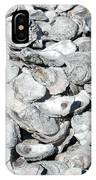 Oyster Shells On Cumberland Island IPhone Case