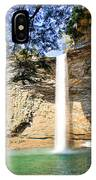 Ozone Falls Focus IPhone Case