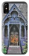 Pa Country Churches - Coleman Memorial Chapel Exterior - Near Brickerville, Lancaster County IPhone Case