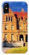 Pabst Mansion IPhone Case