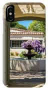 Pacific House Garden IPhone Case