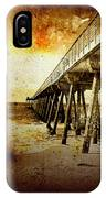 Pacific Pier IPhone Case