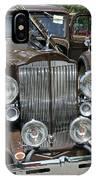 Packard Club Sedan Hood IPhone Case