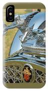 Packard Hood Ornament IPhone Case