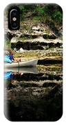 Paddle The Suwannee IPhone Case